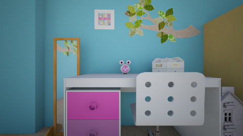 l r s 1 - Modern - Living room - by Fluttershy_84