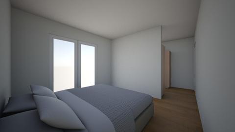 Slaapkamer - Bedroom - by koosterl