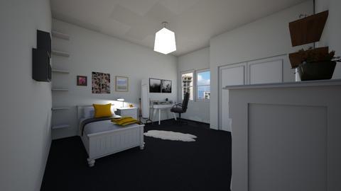 bedroom - Glamour - Bedroom - by DobbyThePuppy