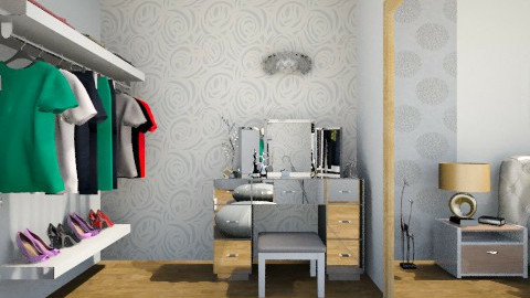 Bedroom NYC - Glamour - Bedroom - by Bednna