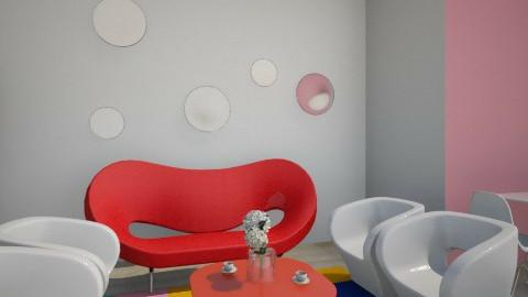 Classroom - Modern - Kids room - by lanybird