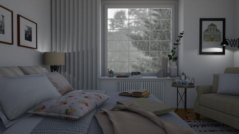 Lazy Sunday - Bedroom - by Tuitsi