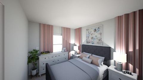 Gnelly Bedroom Pitsburg - Bedroom - by evalynbstudio