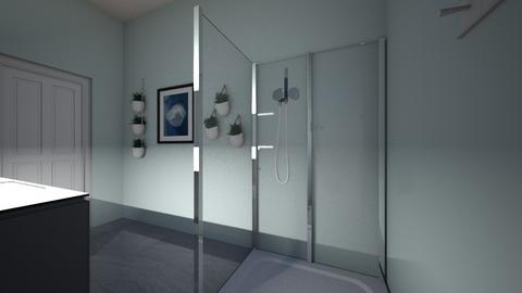 bathroom - Modern - Bathroom - by Andrea710