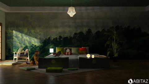Mural_Bedroom - by DMLights-user-2134665