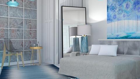 M_Frostwork - Bedroom - by milyca8