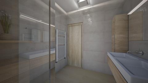 Petrean Monica - Modern - Bathroom - by Flori Santa