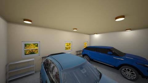 two car garage - by Cereakliker4Lyf