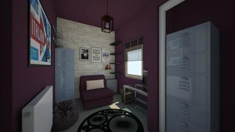 Llyrs room - Bedroom - by DeeTom