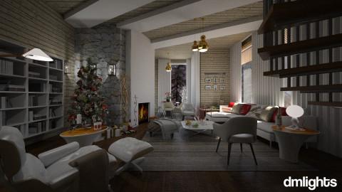 Finnish Xmas By Janip - Modern - Living room - by nina50
