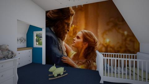 La belle et bete - Kids room - by Chamallow