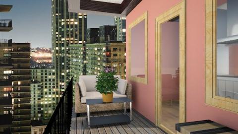 outdoor patio - Minimal - Garden - by beautifulife