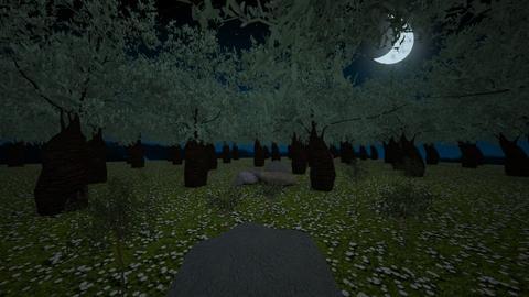 Garden of Gethsemane - Garden - by SammyJPili