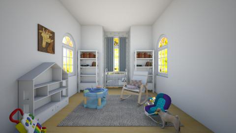 Little Nursury - Classic - Kids room - by grandplie