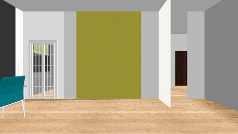 Corina Petre - Living room - by Flori Santa