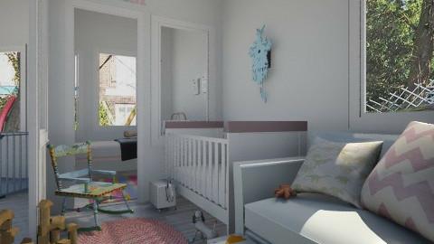 Woonkamer Nursery - Kids room - by lauren_murphy