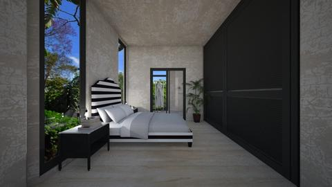 Casa152MasterBedroom - Classic - Bedroom - by nickynunes