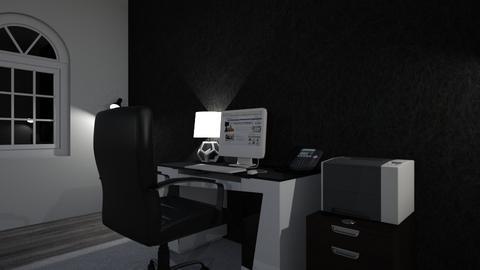 Office_Kamaz_Room - by Majka Weremko