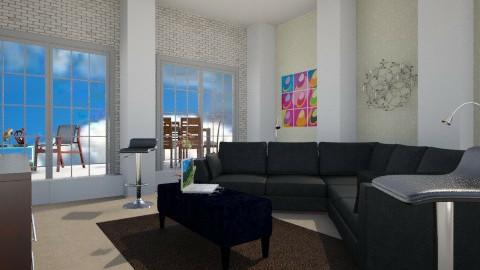 Falabella Room - Living room - by jnapruitt