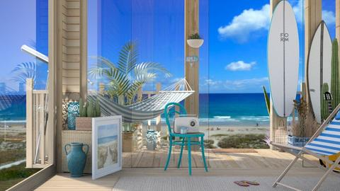 beachfront - by intdeson