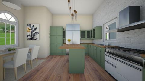 areatttd - Kitchen - by mesmith3