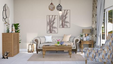 Al Khawaneej Masters' Bedroom - Bedroom - by arkitekturaUAE