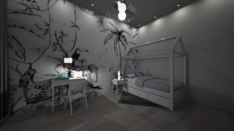 kml - Kids room - by chaimae saidoun