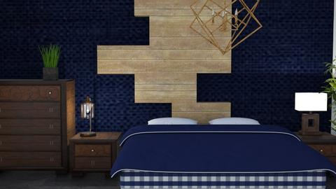Wood art - Modern - Bedroom - by augustmoon