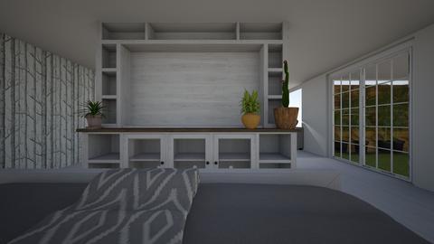 La chambre de Aysia  - Bedroom - by Aysia Richards