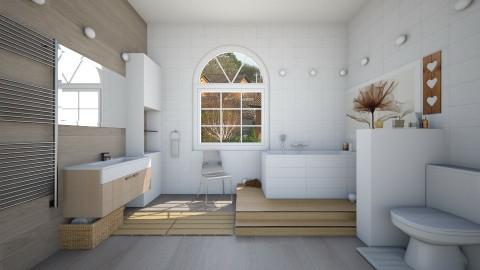 Bathroom - Modern - Bathroom - by Bee0196