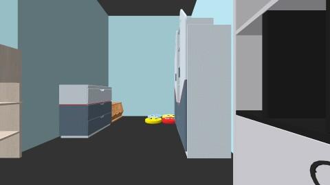 My bedroom plan 2 - Modern - Kids room - by Crazy_Macy06