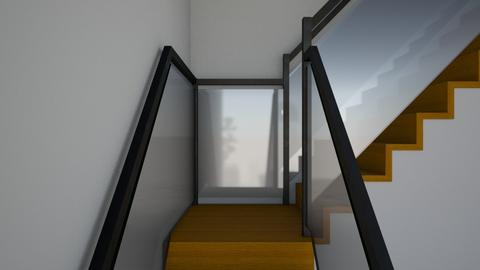 Landing_Stairs_v5 - Living room - by jupiterjazz
