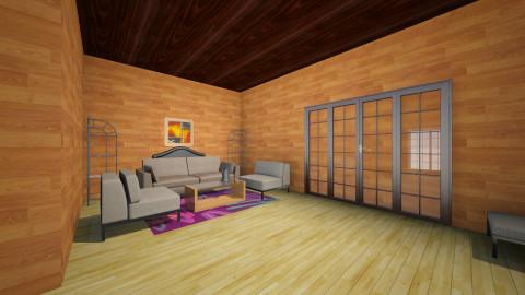 Liviboom - Living room - by Balthazar Pays