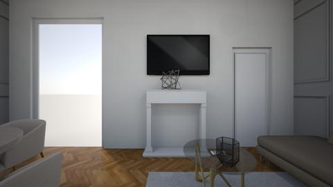 dnevna - Classic - Living room - by Katarina Jocic