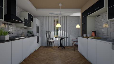Caramel - Kitchen - by The quiet designer