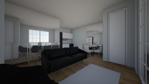 casa KED - Living room - by kelly lucena