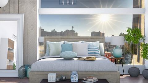 Let the sunshine in - Modern - Bedroom - by Lucii