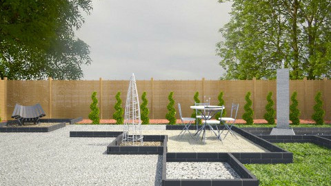 Tati - Modern - Garden - by Everlast