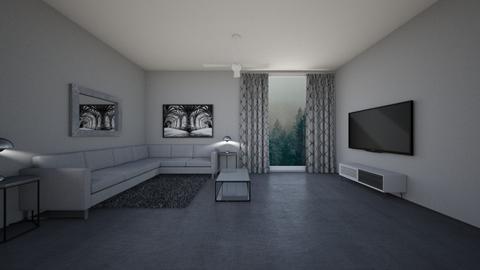 Grey - by AmariTendo