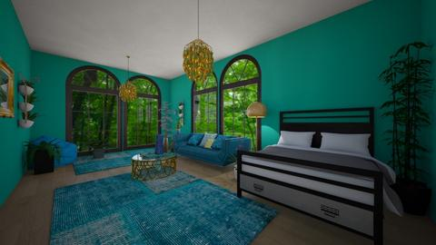 OOOOOOO LALA - Bedroom - by hellohello88