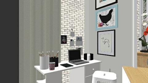 urban beat - Classic - Office - by kikazsu