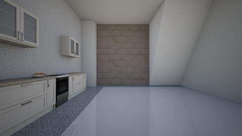 wip - Kitchen - by areejkwaik