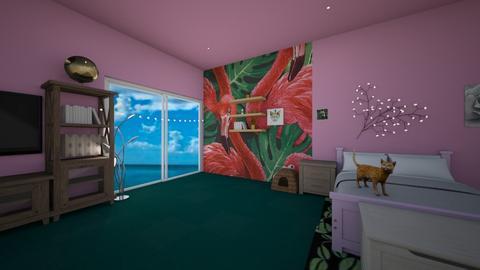 feminine modern - Feminine - Bedroom - by muffinandpeach