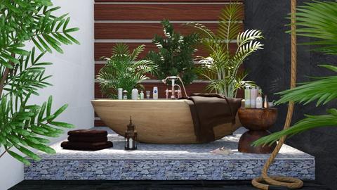 Al Nabatiyeh - Bathroom - by LaModeCeleste