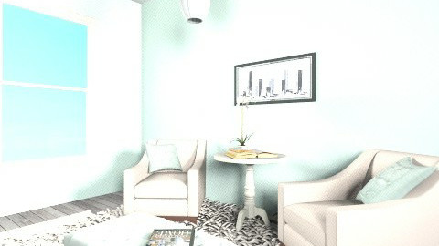 Cute Sitting Room - Living room - by Jonah_S_Mitchell