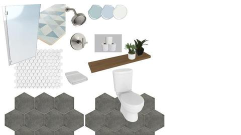 Cobos Bsmt Shower Room 1 - by IdaJo