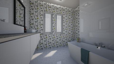 biel - Bathroom - by pasja_