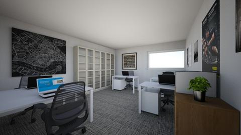 ROOM 1_24 - Office - by mloo123
