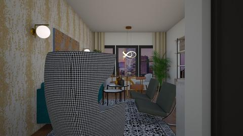 MB 10 apartment - Glamour - by Raymond Hill_Crate and Barrel_SFCA