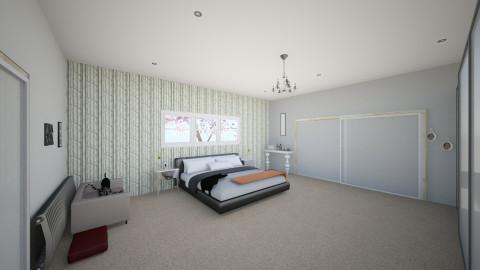 bedroom - Modern - Bedroom - by Lottie_taylor